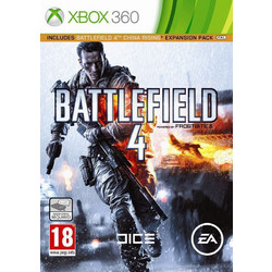 Battlefield 4 + China Rising Expansion Pack Used Xbox 360