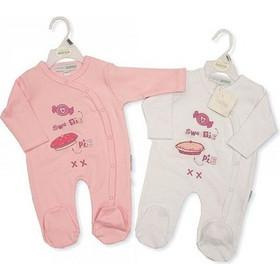 2a193719aa2 Φορμάκι 100% βαμβακερό της Nursery time 0253 κορίτσι nursery time