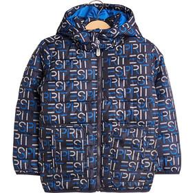 Esprit παιδικό μπουφάν με αφαιρούμενη κουκούλα - RM4204408 - Μπλε f53d1291f2b