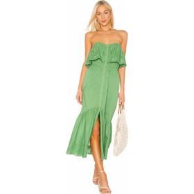5ee637eff141 Γυναικείο Φόρεμα Minkpink - Purity Strapless Midi