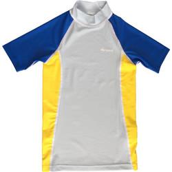 956a881ceaa Μπλουζα Παιδικη Wave Uv Nsp7380 Kontomανικη Blue/yellow