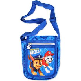 b980c43219a Τσάντα Ώμου Μπλε με Φερμουάρ Paw Patrol 17x17cm