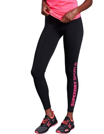 20b7c51b63e2 Superdry γυναικείο κολάν Core Essential Leggings - GS30030AR - Μαύρο