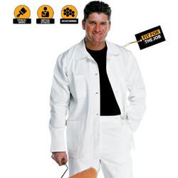 d1eb83db9709 Σακάκι Εργασίας Λευκό Fit For The Job
