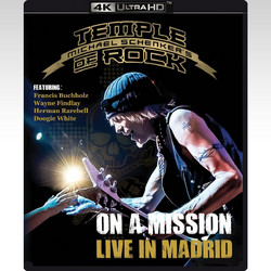 TEMPLE MICHAEL SCHENKER'S OF ROCK: ON A MISSION - LIVE IN MADRID (4K UHD BLU-RAY) - IMPORTED / ΕΙΣΑΓΩΓΗΣ