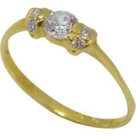 μονοπετρο με κιτρινο χρυσο - Μονόπετρα Δαχτυλίδια (Φθηνότερα ... ee4de025179