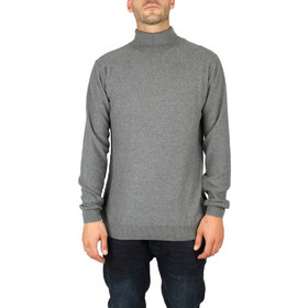 fba29d25e867 DSTREZZED Πουλόβερ Turtle neck Cotton Cashmere 404083
