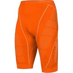 e4002e4a8af4 Βερμούδα Συμπίεσης για Άθληση Χρώματος Πορτοκαλί Compression