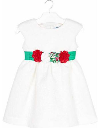 παιδικο φορεμα λευκο - Φορέματα Κοριτσιών Mayoral  3397110c3ed