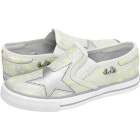 ede15159866 Casual Παιδικά Παπούτσια Lulu Giuditta LV010102S-SILVER-0050