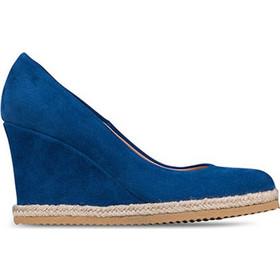 Πλατφόρμες γυναικεία Classico Donna Μπλε 1837 1e2a65b8efc