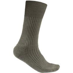 0fd1225469f7 Κάλτσα Μάλλινη Merino - Χακί