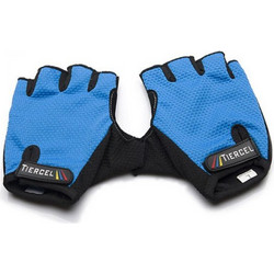 Unisex γάντια ποδηλάτου κοντά - Μπλε - OEM 52011 c3b8bd5135f