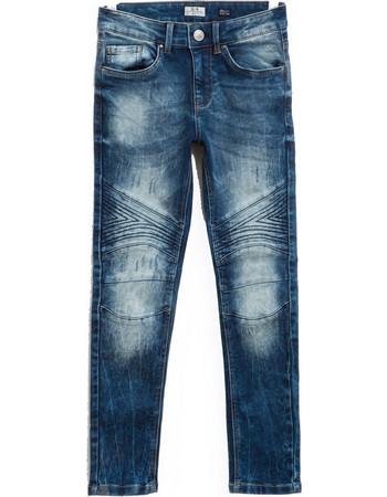 Παιδικό παντελόνι OVS - 005011468 - Μπλε Σκούρο 227e4dfea16