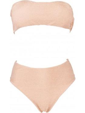 66346922470 Bikini Set Μπεζ   BestPrice.gr
