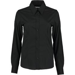 5fd4fa8782c7 Γυναικείο πουκάμισο Bargear Bargear KK738 - Black