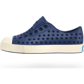 NATIVE Kids Jefferson - Regatta Blue / Bone White