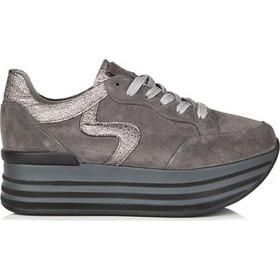 Γυναικεία Sneakers Sante Grumman 97101 Γκρι f54fab05737