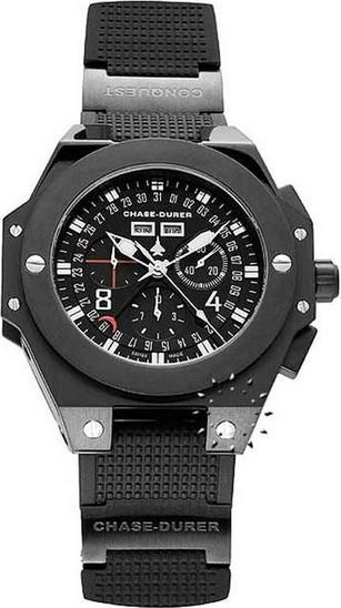 Chase Durer Conquest Chronograph Black 7784BL  e89724f11ed