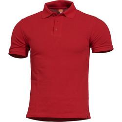 8f85ad6d01 Μπλουζάκι Sierra Polo Pentagon - Κόκκινο