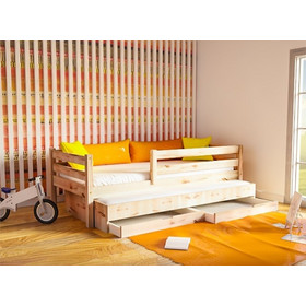 2315959aa6d Καναπές Κρεβάτι terra Με Συρόμενο Κρεβάτι Και Αποθηκευτικό Χώρο