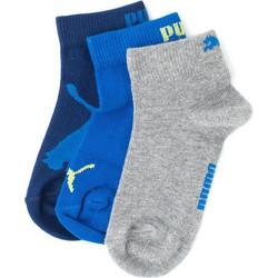 Puma 204205001 453 Σετ 3 ζεύγη κάλτσες Μπλε Ρουά Puma 89ac6e0218a