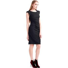 0c06b3f8cd1b Φόρεμα με βάτες - Μαύρο