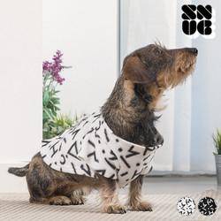 e444fba6961 Κουβέρτα με Μανίκια για Σκύλους Symbols Snug Snug One Doggy Μαύρο