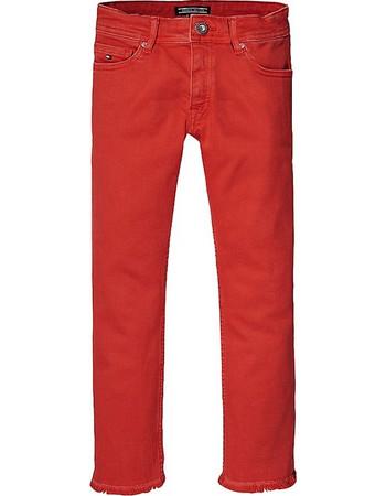 28856d40a67 Tommy Jeans Lana Παντελόνι για Κορίτσια KG0KG03246-610
