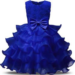 e8c2b94c872 Παιδικό Φορεματάκι Γενεθλίων Μπλε - Meng Baby
