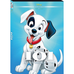 DVD 101 Dalmatians - Τα 101 Σκυλιά της Δαλματίας Special Edition 0019159