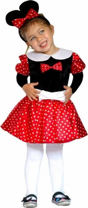 Παιδική Στολή Minnie Mouse MARK512  2850541d2be