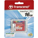 Transcend 16GB Compact Flash 133X