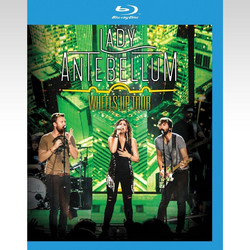 LADY ANTEBELLUM: WHEELS UP TOUR (BLU-RAY) - IMPORTED / ΕΙΣΑΓΩΓΗΣ
