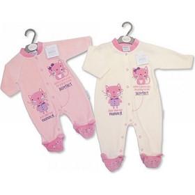 0951cb41b0b Φορμάκι βελούδο της Nursery time 0304 κορίτσι nursery time