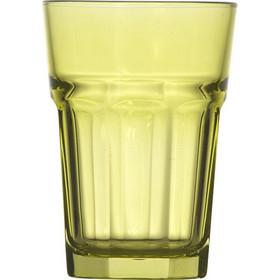 Ποτήρι Νερού Marocco-Water Ανοιχτό Πράσινο 350ml 84x121mm b4a4c04fd33