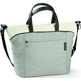 a07b344dc7 Τσάντα Αλλαξιέρα Peg Perego Bag Borsa Γκρι Μπεζ