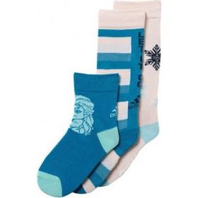 Adidas Disney Frozen Socks 3pak Kids CD2699 ac6c4f4f90e