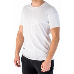 a7ff3e0b9e4a Ανδρικό κοντομάνικο μπλουζάκι σε λευκό χρώμα