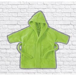 bef443af944 Παιδικό Μπουρνούζι Μπάνιου Πετσετέ με Κουκούλα Νο 8 σε διάφορα χρώματα,  Isadore Lorraine Πράσινο -