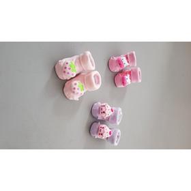 1533b873e43 Σετ Ζευγη Καλτσακια Baby 0-6Μ Palamaiki Nb-0111 GIRL