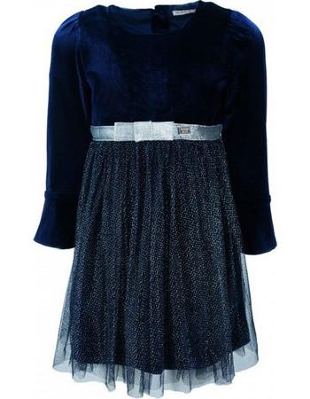 0c4846ecf802 Παιδικό Φόρεμα Εβίτα 187248 Μπλε Κορίτσι