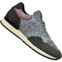 Brimarts καστόρινα sneakers 340556M γκρι d433a3cdbcd