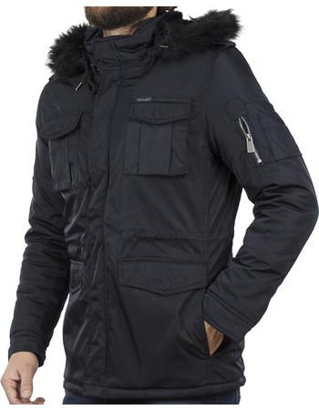 Ανδρικό Μπουφάν Jacket με Κουκούλα SPLENDID 40-201-050 Navy 58f046904f0