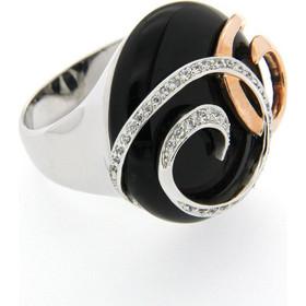 Δαχτυλίδι από επιχρυσωμένο ασήμι 925 με Όνυχα AD02448 AD02448 5eb1103c466