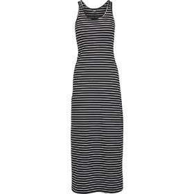 3d9e9b9355c Γυναικείο μακρύ φόρεμα με αθλητική πλάτη Urban Classics TB2601 Black/White