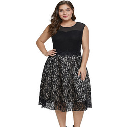 cddce1070c7a Φόρεμα Αμάνικο Δαντέλα