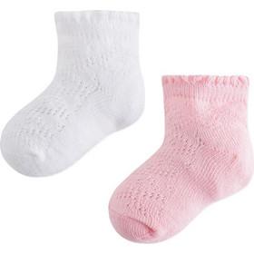 Mayoral 28-10398-063 Σετ 2 ζευγάρια κάλτσες Ροζ Mayoral 9ee0fab8b35