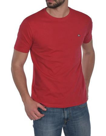 Μπλούζα ανδρών καλοκαιρινή Dur (25210700) Κόκκινο 250220XL 6a6de1594ce