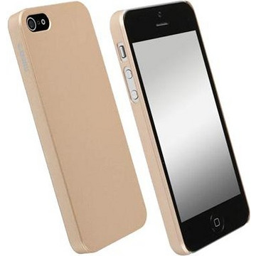 Krusell ColorCover Champagne (iPhone 5/5S)